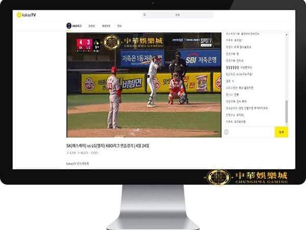 使用KaKao收看KBO韓職LIVE直播-無法撥放問題解決方法