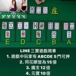 【LINE百家樂】中華娛樂城首創快速投注、領取,一天贏100萬真的太簡單!